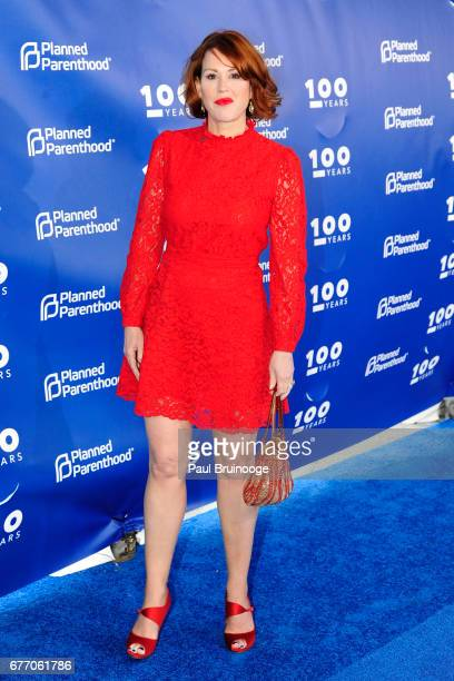 Molly Ringwald attends Planned Parenthood 100th Anniversary Gala at Pier 36 on May 2 2017 in New York City