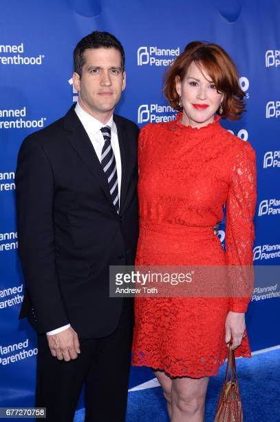 Molly Ringwald attends the Planned Parenthood 100th Anniversary Gala at Pier 36 on May 2 2017 in New York City