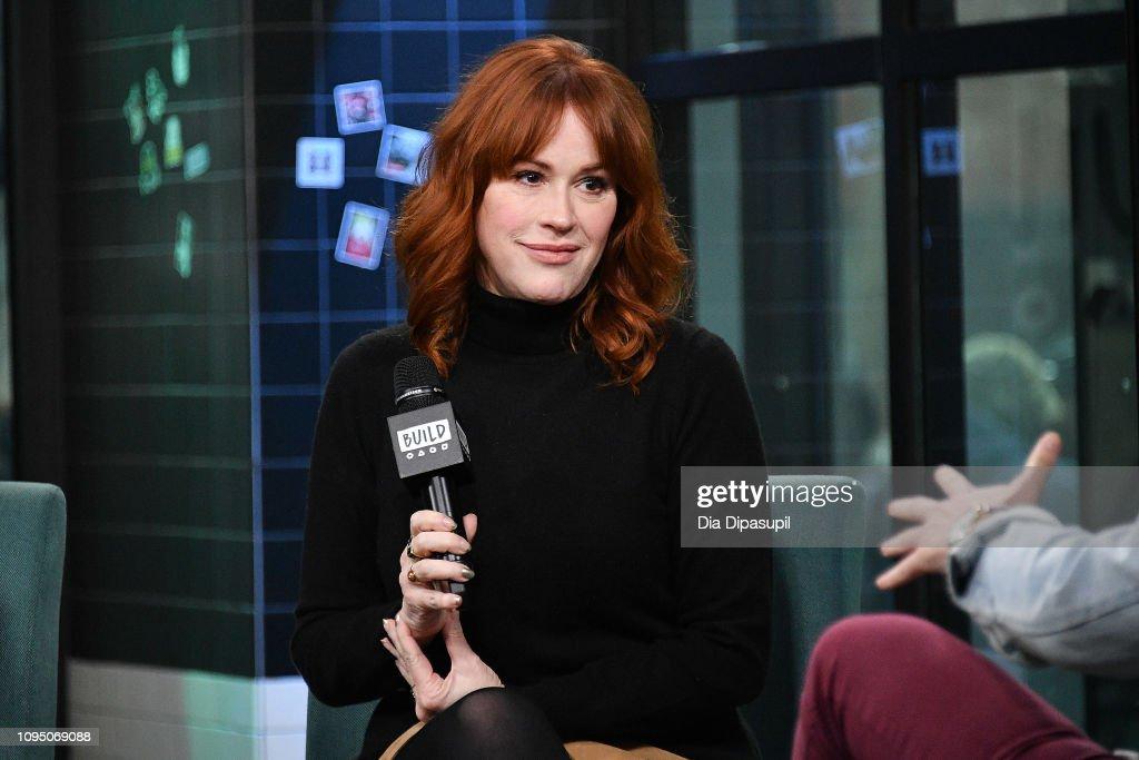 Celebrities Visit Build - January 16, 2019 : News Photo