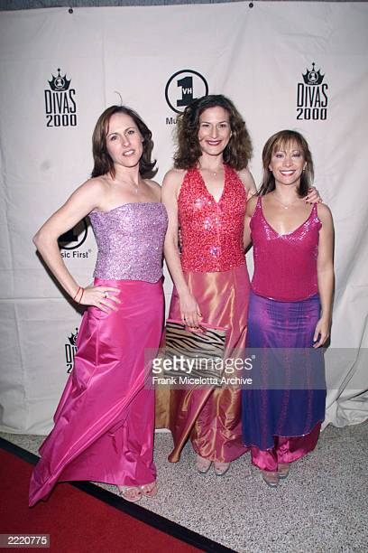 Molly Shannon, Ana Gasteyer and Cheri Oteri of Saturday Night Live at VH1 Divas 2000: Tribute to Diana Ross held at the theatre in Madison Square...