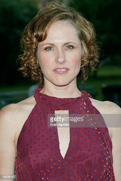 Molly Shannon arriving at the World Premiere of the fifth season of 'Sex And The City' at the American Musuem of Natural History in New York City...