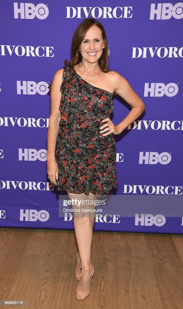 Molly Shannon attends the 'Divorce' Emmy FYC Event at the Whitby Hotel on June 1, 2018 in New York City.