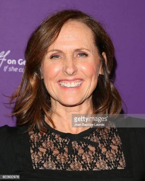 Molly Shannon attends the premiere of Momentum Pictures' 'Half Magic' at The London West Hollywood on February 21 2018 in West Hollywood California