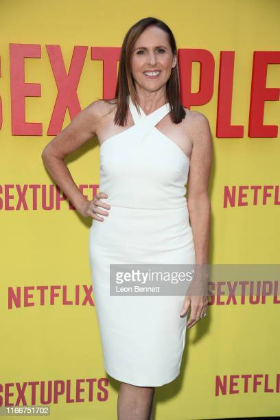 Molly Shannon attends the Premiere Of Netflix's Sextuplets at ArcLight Hollywood on August 07 2019 in Hollywood California