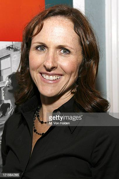 """Molly Shannon during 14th Annual Hamptons International Film Festival - Screening of """"Shut Up and Sing"""" - Arrivals and Inside at United Artist..."""