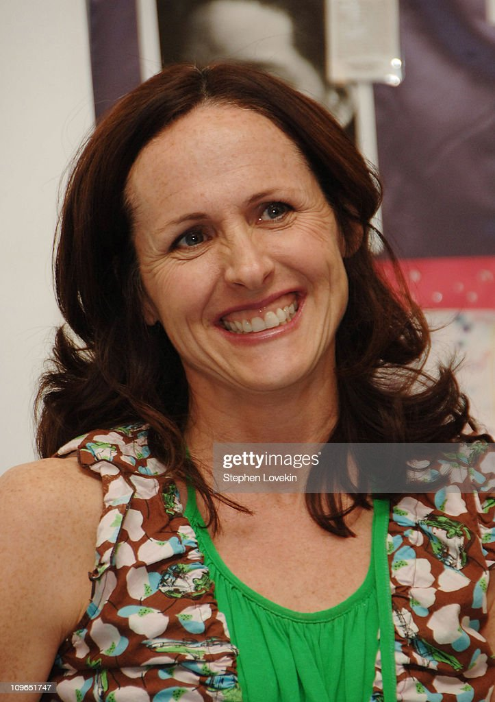 Molly Shannon during The Hetrick-Martin Institute Hosts a ...