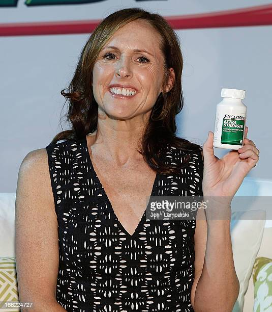 Molly Shannon for Excedrin Laughs At Life's Biggest Headaches at Arena on April 10 2013 in New York City