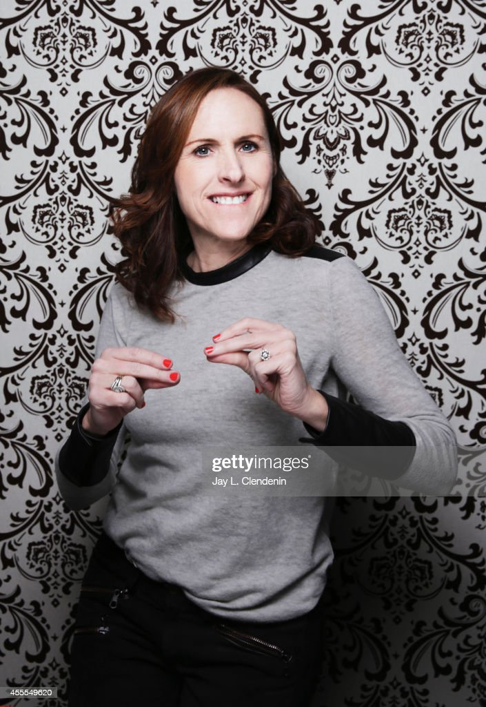 Molly Shannon is photographed for Los Angeles Times on January 18, 2014 in Park City, Utah. PUBLISHED IMAGE.