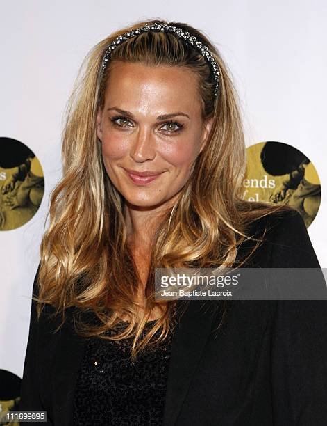 Molly Sims arrives at the 6th Annual Friends Of El Faro Event at Boulevard3 on September 24 2009 in Hollywood California