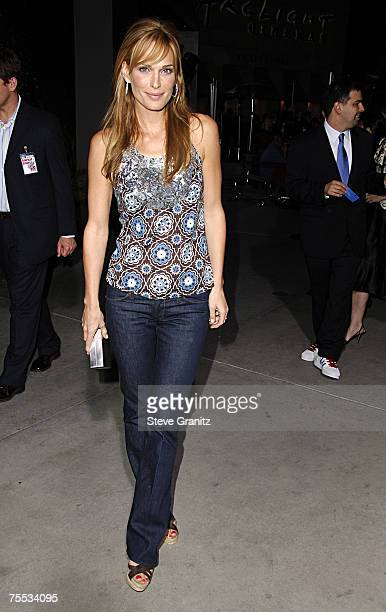 Molly Sims at the ArcLight Hollywood in Hollywood California