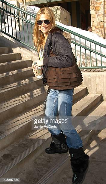 Molly Sims at Village at the Lift