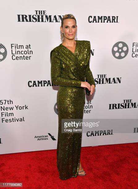 Molly Sims attends as Campari sponsors Opening Night of the 57th New York Film Festival on September 27 2019 in New York City