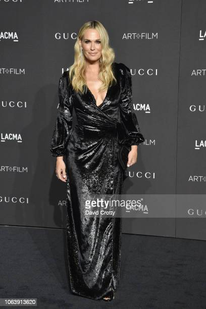 Molly Sims attends LACMA Art Film Gala 2018 at Los Angeles County Museum of Art on November 3 2018 in Los Angeles CA