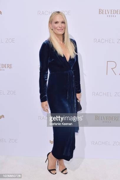 Molly Sims attends Rachel Zoe Spring 2019 LA Presentation at Hotel BelAir on September 4 2018 in Los Angeles California