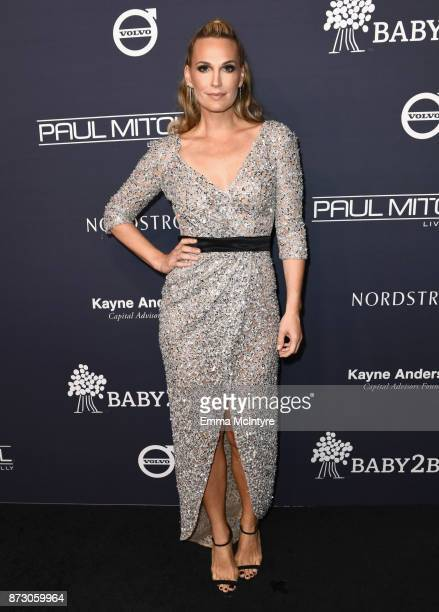 Molly Sims attends The 2017 Baby2Baby Gala presented by Paul Mitchell on November 11 2017 in Los Angeles California