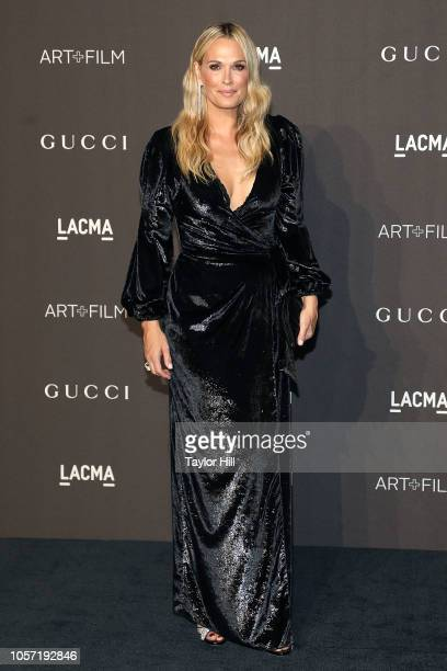 Molly Sims attends the 2018 LACMA ArtFilm Gala at LACMA on November 3 2018 in Los Angeles California