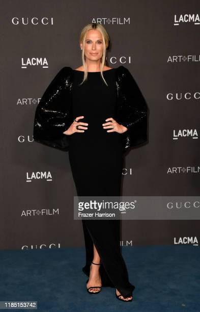 Molly Sims attends the 2019 LACMA 2019 Art Film Gala Presented By Gucci at LACMA on November 02 2019 in Los Angeles California