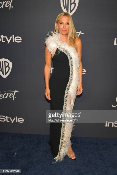 Molly Sims attends The 2020 InStyle And Warner Bros. 77th Annual Golden Globe Awards Post-Party at The Beverly Hilton Hotel on January 05, 2020 in...