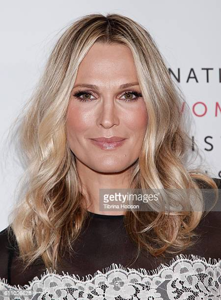 Molly Sims attends the 5th annual Women Making History Brunch at Montage Beverly Hills on September 17 2016 in Beverly Hills California