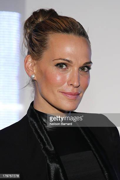 Molly SIms attends the Helmut Lang show during Spring 2014 MercedesBenz Fashion Week on September 6 2013 in New York City