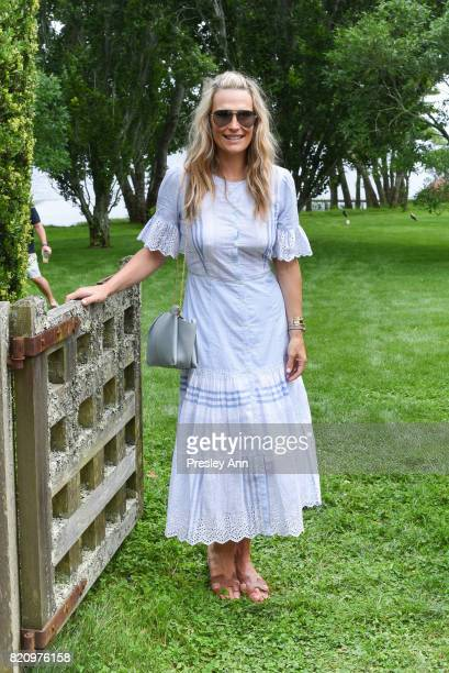 Molly Sims attends Third Annual Green Beetz Day at The Creeks on July 22 2017 in East Hampton New York