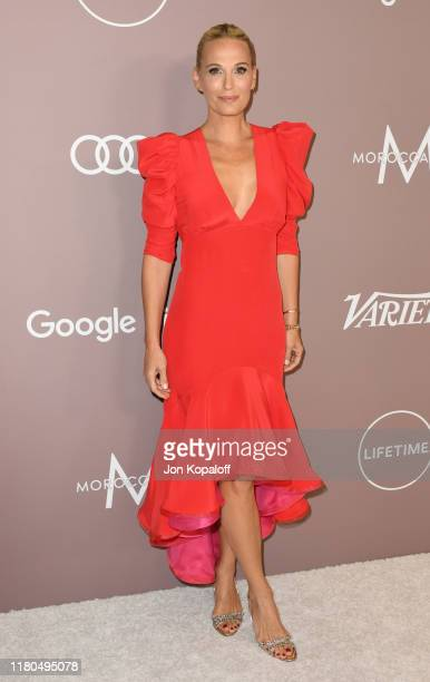Molly Sims attends Variety's 2019 Power Of Women: Los Angeles Presented By Lifetime at the Beverly Wilshire Four Seasons Hotel on October 11, 2019 in...