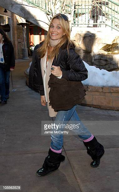 Molly Sims during 2005 Park City Village at the Lift at Village at the Lift in Park City Utah United States