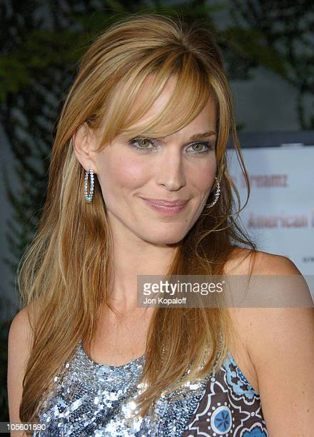 Molly Sims during American Dreamz Los Angeles Premiere Arrivals at ArcLight Hollywood in Hollywood California United States