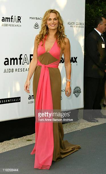 """Molly Sims during amfAR's """"Cinema Against AIDS Cannes"""" Benefit Sponsored by Miramax and Quintessentially - Arrivals at Moulin De Mougins in Cannes,..."""