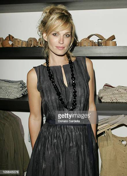 Molly Sims during Launch Of Club Monaco Home Benefiting A Place Called Home at Club Monaco in West Hollywood, California, United States.