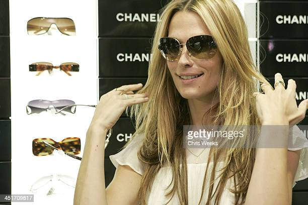 Molly Sims during Nordstrom Topanga Celebrates Grand Opening Inside and Fashion Show at Nordstrom Topanga in Woodland Hills California United States