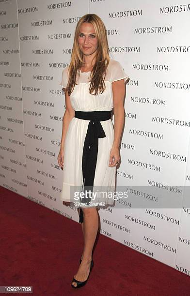 Molly Sims during Nordstrom Topanga Celebrates Its Relocation With A Star Studded Gala - Arrivals at Nordstrom Topanga in Canoga Park, California,...