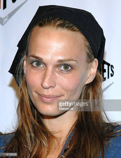 Molly Sims during One Street One Heartbeat One Love Gala at Bergamot Station Track 16 in Los Angeles CA United States