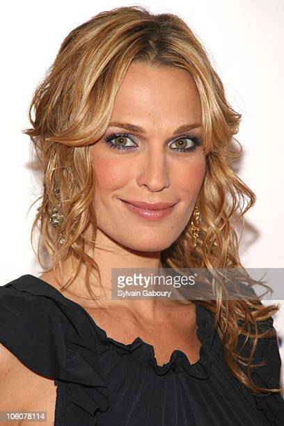 Molly Sims during Operation Smile's The Smile Collection at Skylight Studios in New York, NY, United States.
