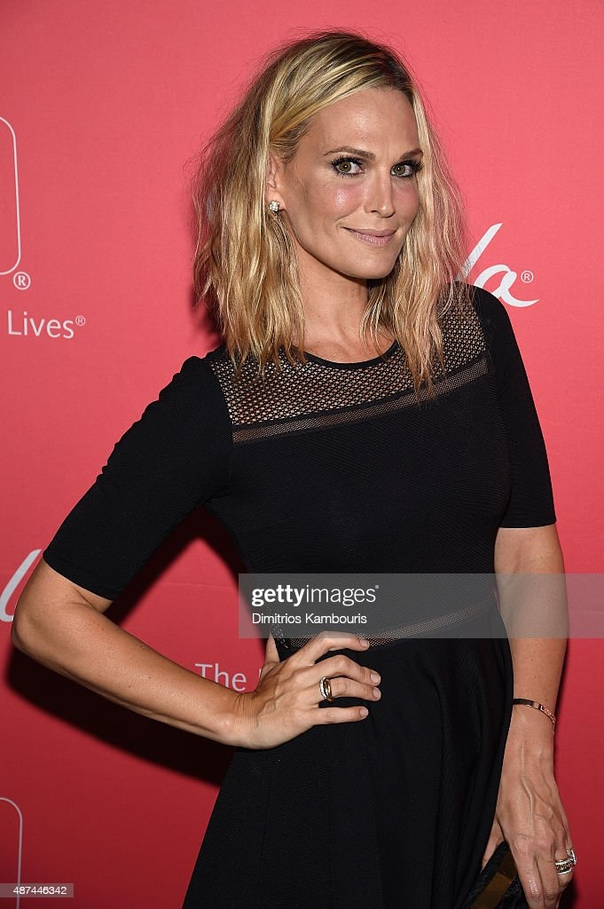 Molly Sims Hosts Cotton & Rue La La's Fashion Showcase