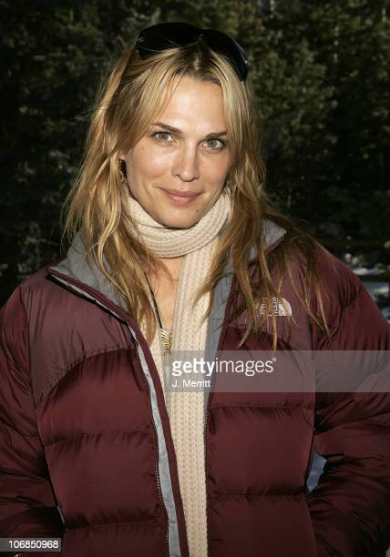 Molly Sims with The North Face during UPP Hot House sponsored by The North Face Napapijri Hush Puppies Nautica LEE Biolage Absolut Atkins Wigwam and...