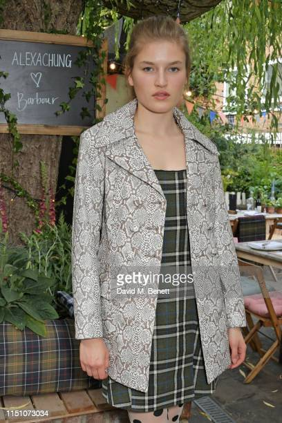 Molly Smith attends the VIP London launch of the Barbour by ALEXACHUNG collection at The Albion on June 20 2019 in London England