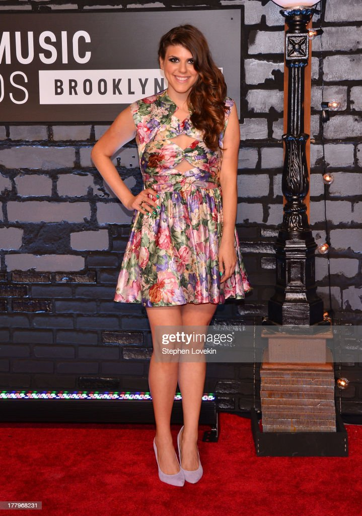 Molly Tarlov attends the 2013 MTV Video Music Awards at the Barclays Center on August 25, 2013 in the Brooklyn borough of New York City.
