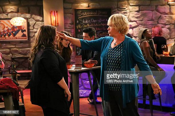 Molly Unleashed Molly is the recipient of an old fashioned finger point to the head while in a bar from Isabelle on Mike Molly Nov 4 on the CBS...