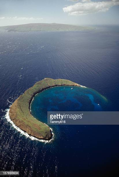 Molokini Crater, Maui Hawaii