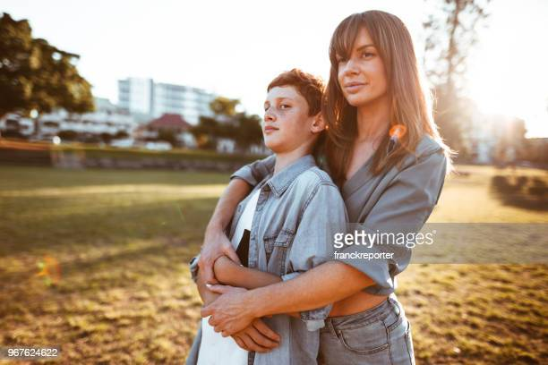 14 605 Mom Son Teen Photos And Premium High Res Pictures Getty Images