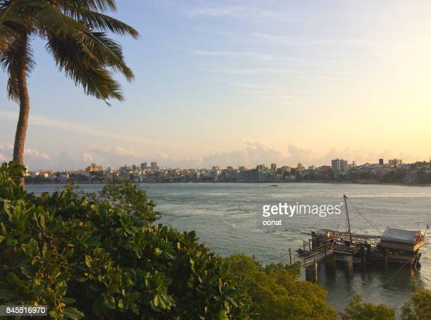mombasa island - mombasa stock photos and pictures
