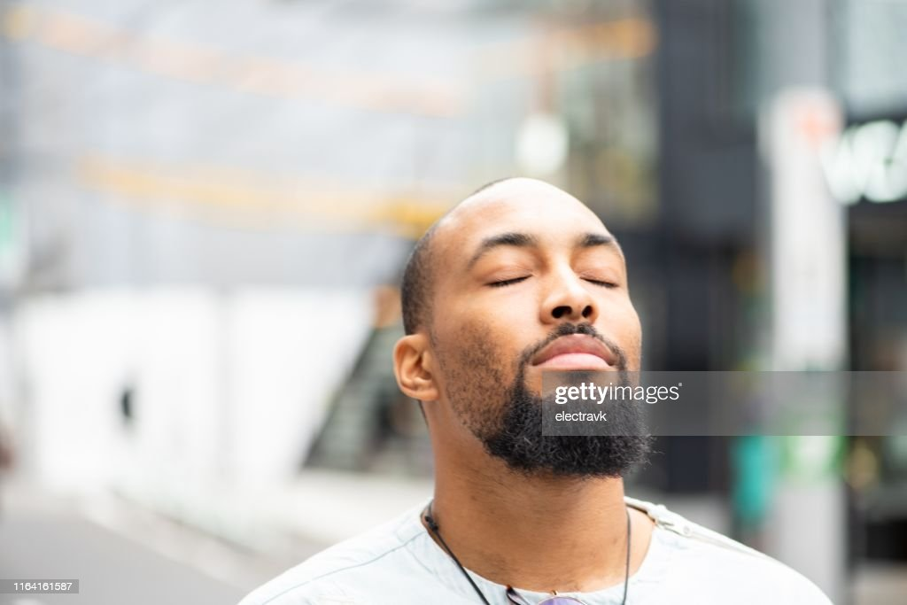 A moment of serenity : Stock Photo