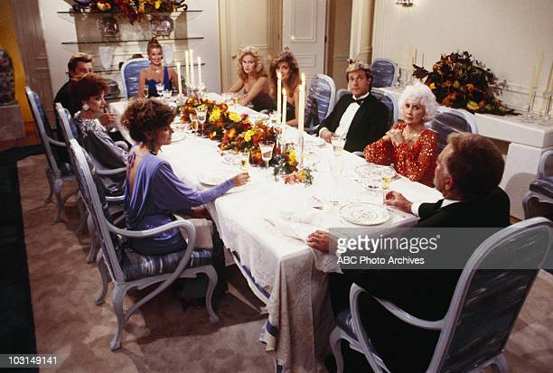 THE COLBYS 'Moment of Truth' Airdate November 28 1985 MAXWELL