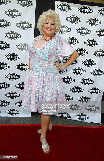 Momma during 2006 Outfest Film Festival Awards Night at John Anson Ford Amphitheatre in Hollywood, California, United States.