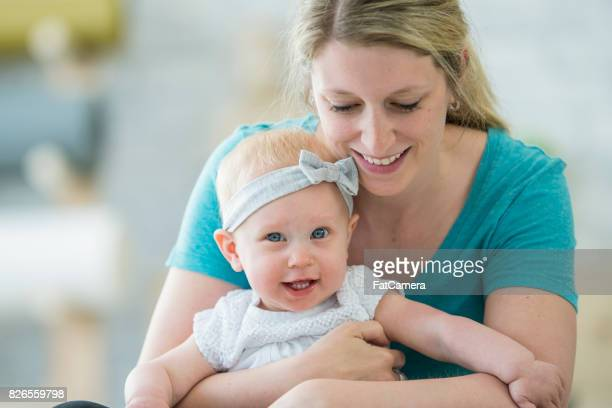 Mommy and Daughter Time