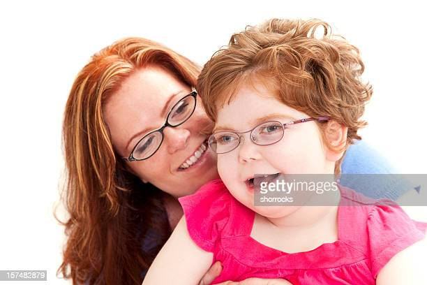 Mommy and Daughter with a Physical Disability