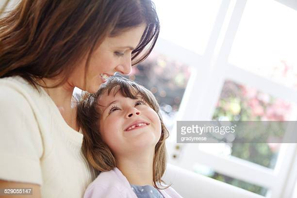 mommy loves you - close to stock pictures, royalty-free photos & images