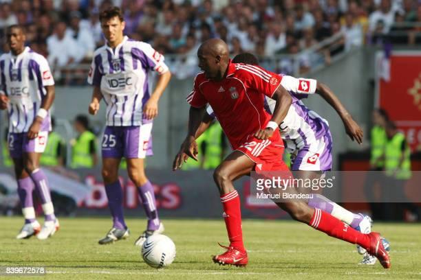 Momo SISSOKO Toulouse / Liverpool 3e tour Champions League