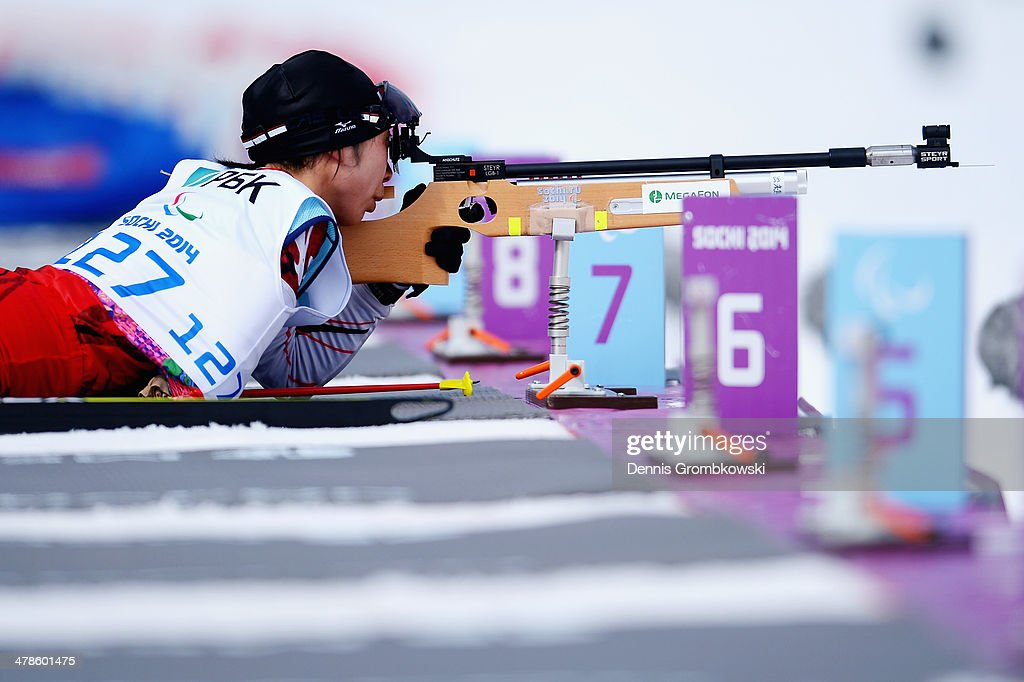 2014 Paralympic Winter Games - Day 7 : ニュース写真